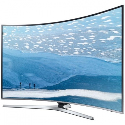 "Телевизор 49"" Samsung UE49KU6670U 3840x2160, 4K UHD, звук 20 Вт, HDMI x3, Ethernet, Wi-Fi, Smart TV,"
