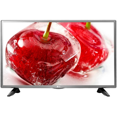 "Телевизор 32"" LG 32LJ600U, 720p HD, 2 TV-тюнера, звук 6 Вт, HDMI x2, Ethernet, Wi-Fi, Smart TV"